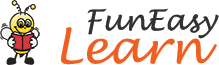 Fun easy learn logo